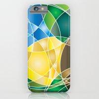 Mosaic Sunrise iPhone 6 Slim Case