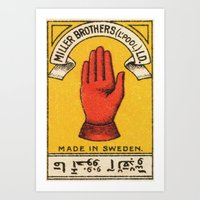 Miller Brothers Art Print