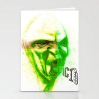 Acid Face Stationery Cards