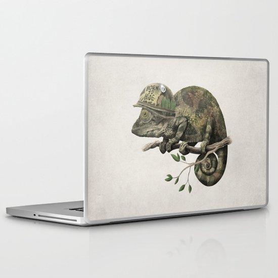 Born to Hide Laptop & iPad Skin