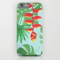Jungle Sky iPhone 6 Slim Case