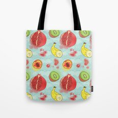 Fruit Cross-sections Tote Bag