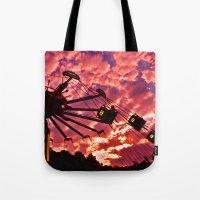 Summer Swing Tote Bag