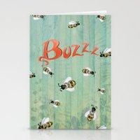 Buzzz Stationery Cards