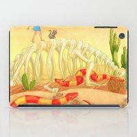 The Deadly Desert iPad Case