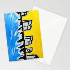 A Beach Stationery Cards