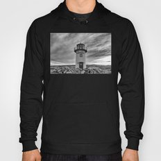 Lighthouse On The Sea (B… Hoody