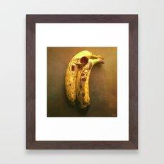 The Kiss (Banana Lovers)  Framed Art Print