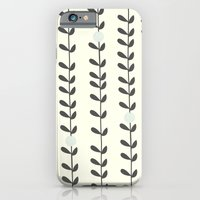 iPhone & iPod Case featuring Leaf by Shabby Studios Design & Illustrations ..