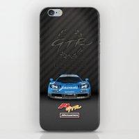1995 McLaren F1 GTR Le Mans - Jacadi Livery iPhone & iPod Skin