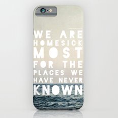 Homesick iPhone 6s Slim Case