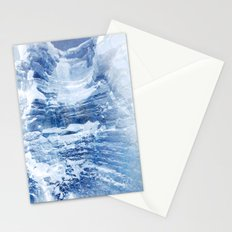 Ice Scape 2 Stationery Cards