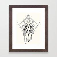 The Mystic #2 Framed Art Print
