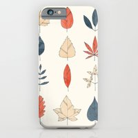 iPhone Cases featuring Leaves by Tracie Andrews