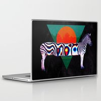 zebra Laptop & iPad Skins featuring Zebra by Ali GULEC