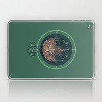 Fading Dahlia Laptop & iPad Skin