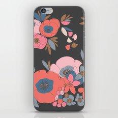 Dakota Flower iPhone & iPod Skin