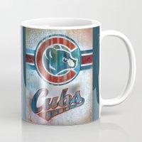 Bleed Cubbie Blue Mug