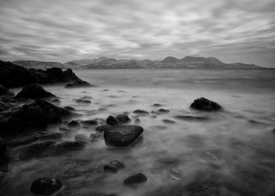 The Isle Of Arran Art Print