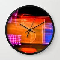 fastlove! Wall Clock