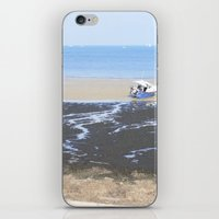 Beach & Boat iPhone & iPod Skin