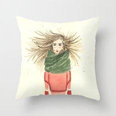 Alive Throw Pillow