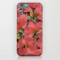Translucent Floral iPhone 6 Slim Case