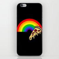 Pizza Rainbow iPhone & iPod Skin
