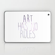 ART Rules2 Laptop & iPad Skin
