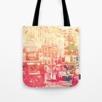 Street of London Tote Bag