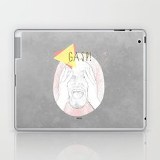 Gasp! Laptop & iPad Skin