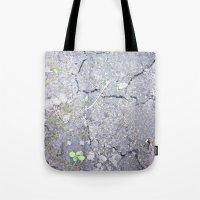 The Crackel Tote Bag