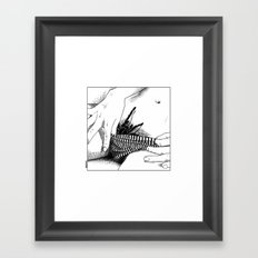 Apollonia Saintclair 472… Framed Art Print