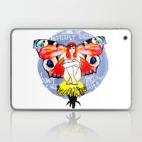 The Butterfly Queen Laptop & iPad Skin