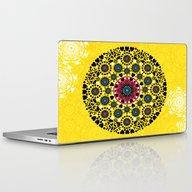 Mandala Vii Laptop & iPad Skin