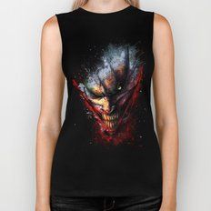 Madness is the Emergency Exit Biker Tank
