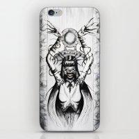 A Heart So Black iPhone & iPod Skin