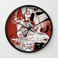 AT-AT Driver and Navigator Wall Clock