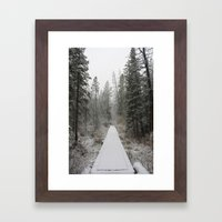 Silverthorne, CO Framed Art Print