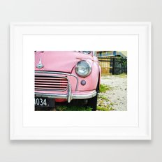 pinkture  Framed Art Print