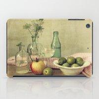 Still Life iPad Case