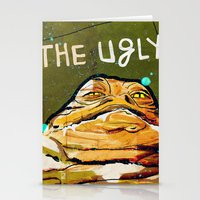 The Good, The Bad & The Ugly: Star Wars Stationery Cards