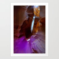 Lights And Colors, Low  … Art Print
