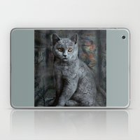cats instantaneous Laptop & iPad Skin