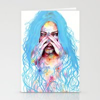 My True Colors Stationery Cards