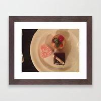 Deserts Framed Art Print