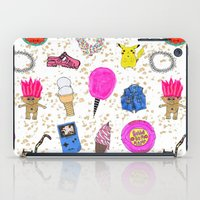 Growing Up in the 90s iPad Case