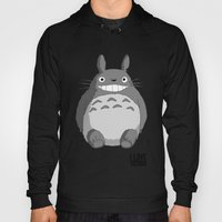 I Love Totoro Hoody