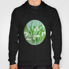 Snow drops  Hoody