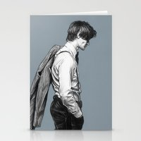 Come Along Pond - Doctor… Stationery Cards
